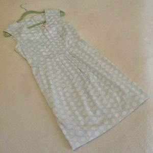 Calvin Klein Cloud Print Dress